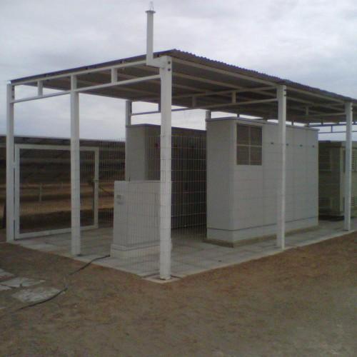 La Huayca - Inversores GE
